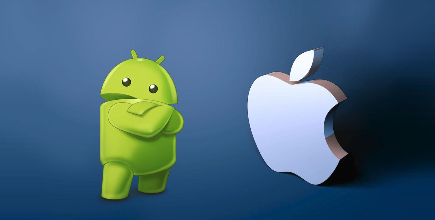 Difference-Between-Android-and-iOS-Mobile-App-Development: Taking-ROI-Perspective