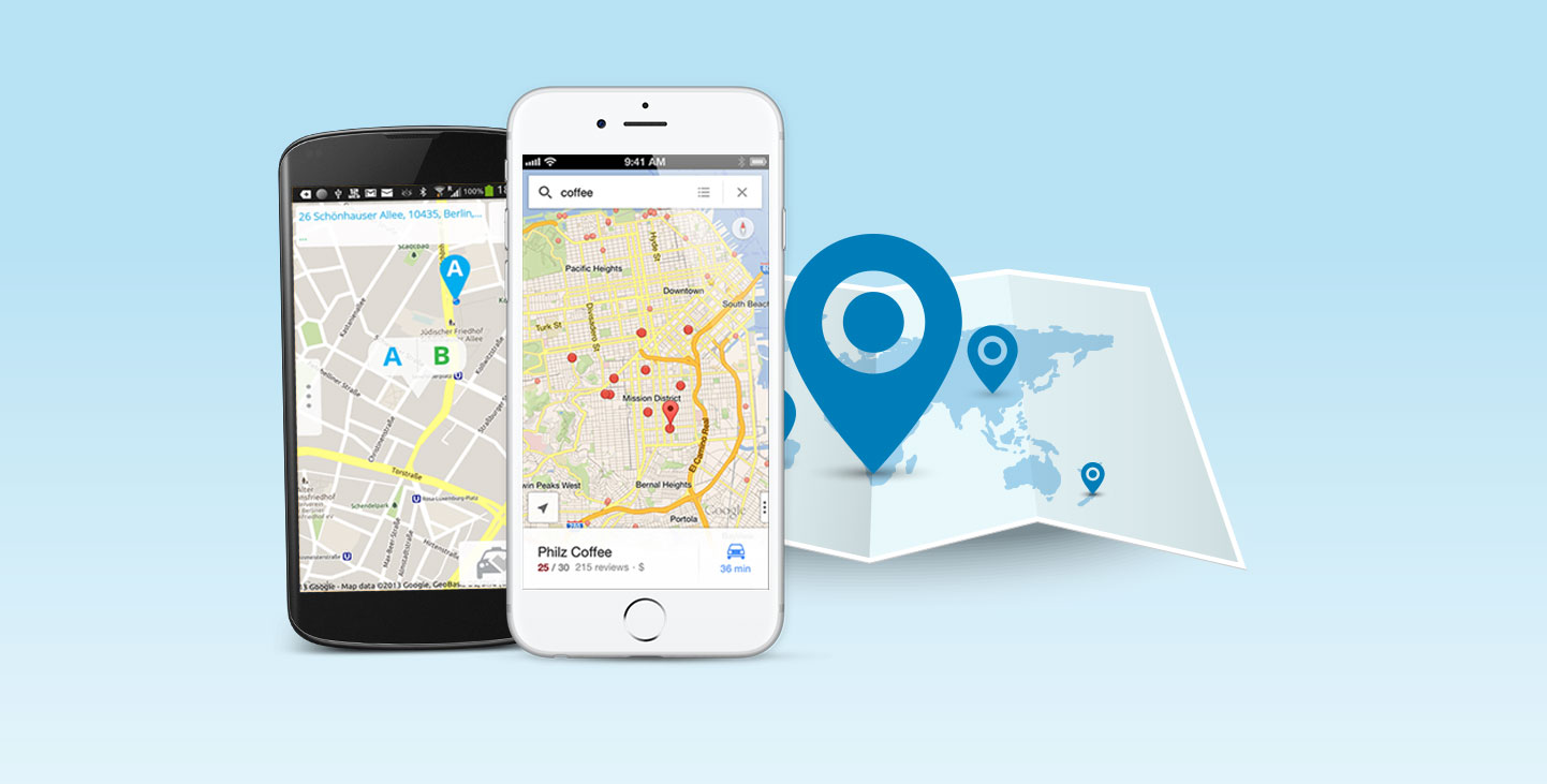 Google Maps Integration service