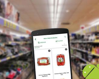 Android mCommerce App Development