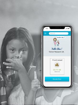 Fund raising apps development