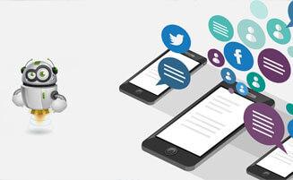 Chatbot for Social Media