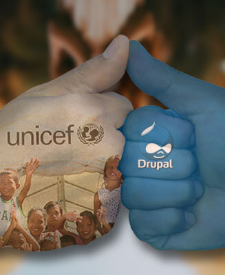 Drupal web development company for nonprofits