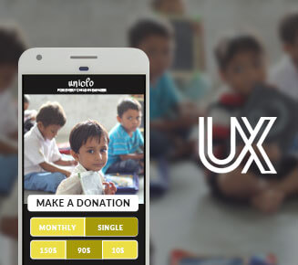 User experience for nonprofits