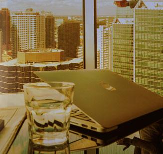 Real estate website design for commercial agent
