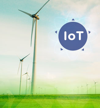 IoT application development services for Energy Industry