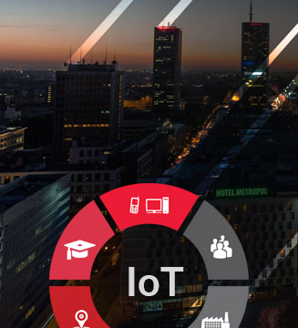 IoT app development for smart cities