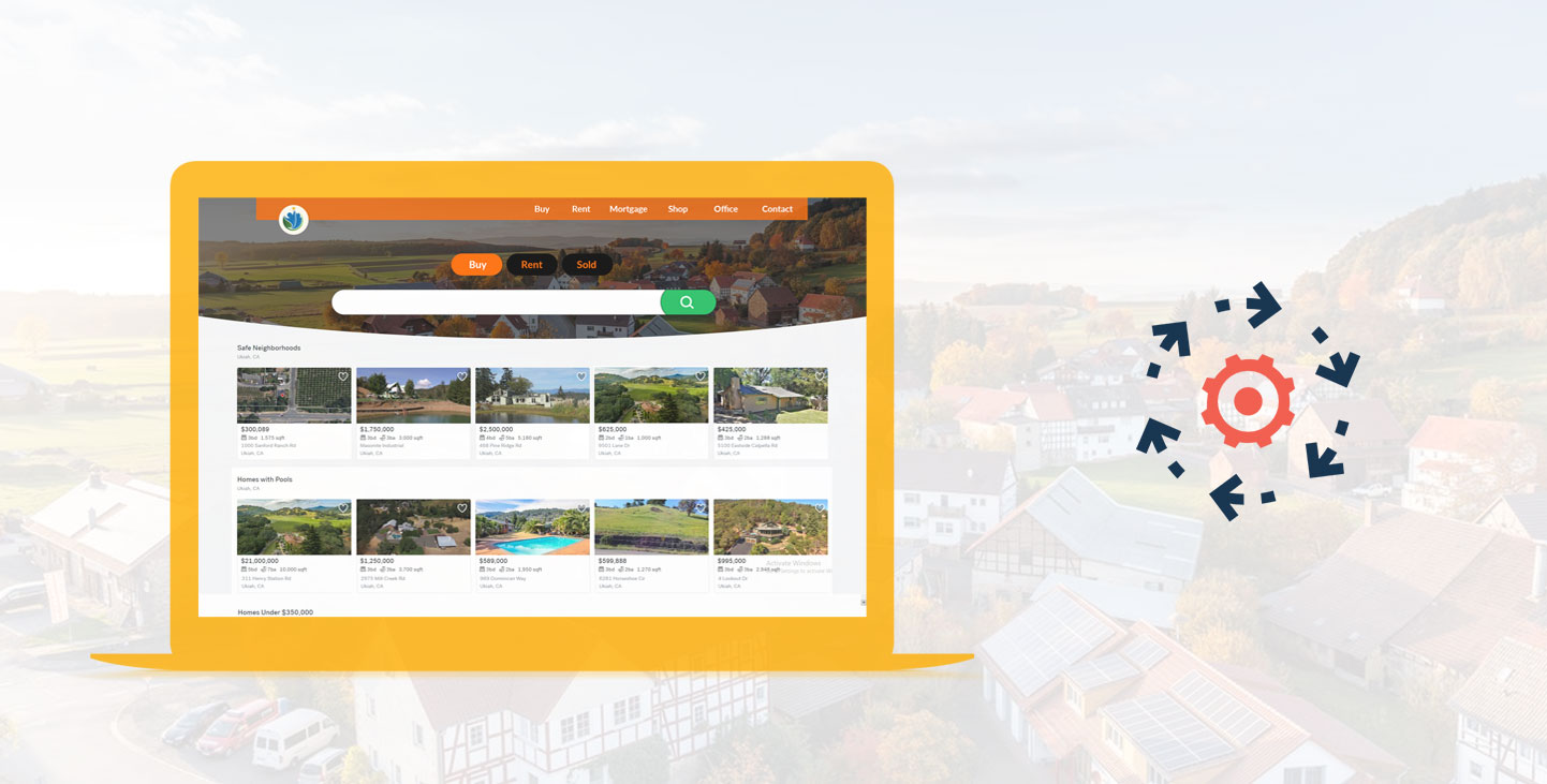 Create a Real Estate Website like Trulia