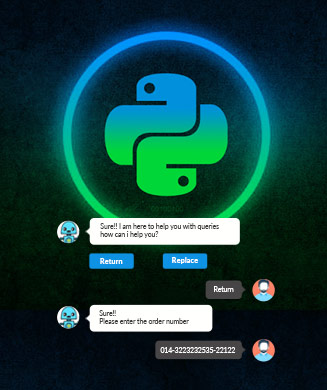 Chatbot Development solutions for website