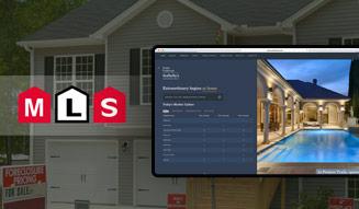 Multi listing service website design and development