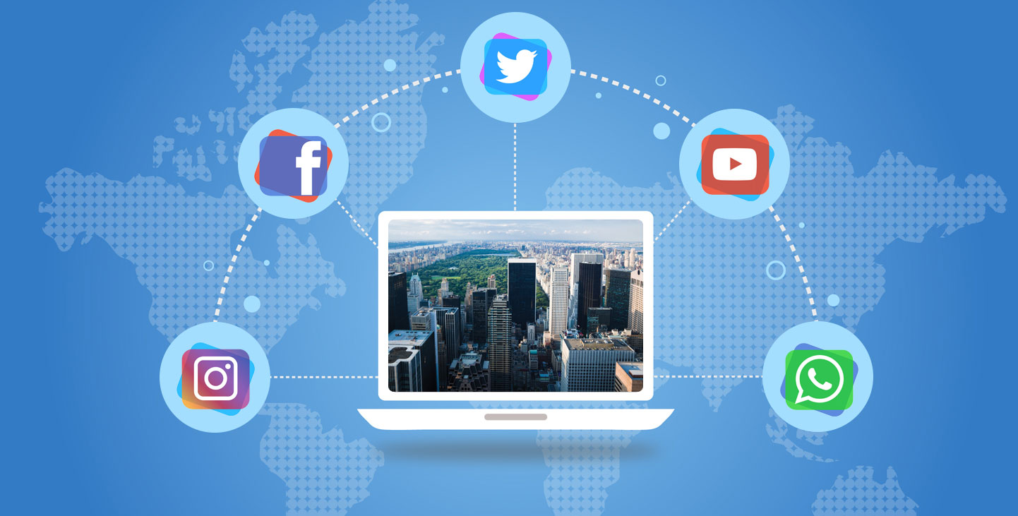 Social Media Apps Development for Enterprises