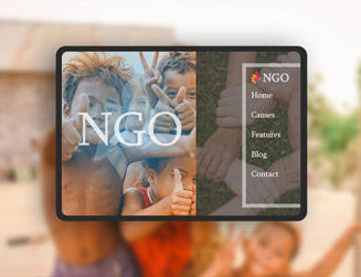 benefits of a charity website for ngos