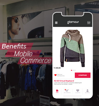mCommerce app for retail enterprises