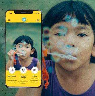 Mobile app development for nonprofits organization