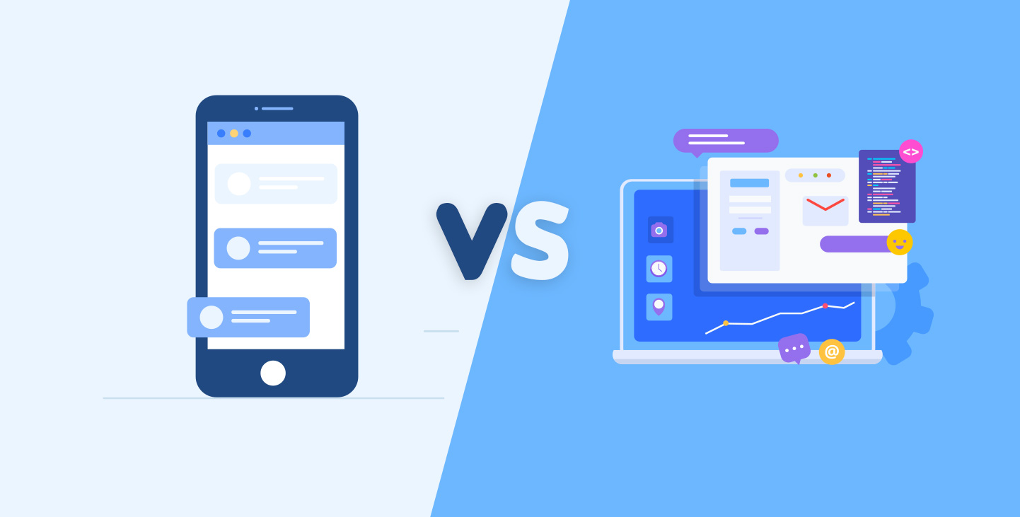 Mobile Apps vs Responsive Websites and Web Apps