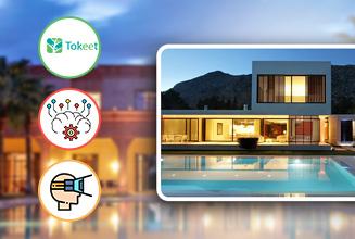 real estate website app