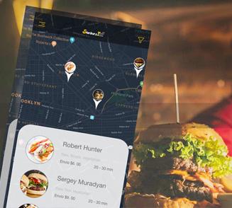food delviery app