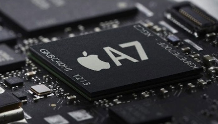 A7 Chipset iPhone