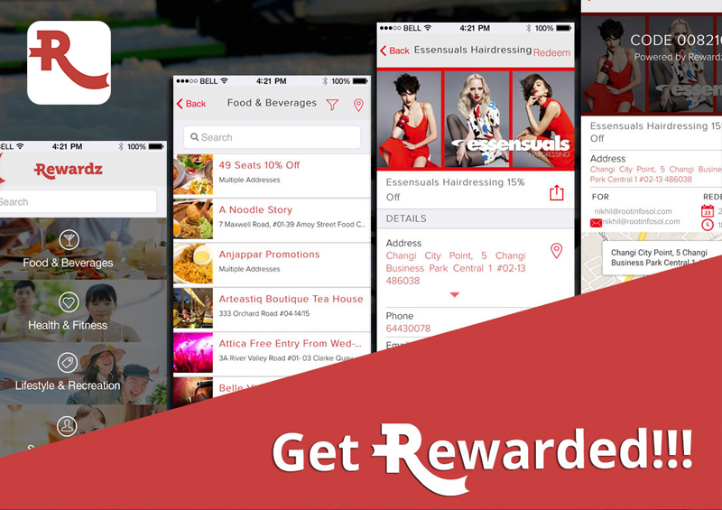 Rewardz Employee Perks by Root Info Solutions Pvt. Ltd New Delhi