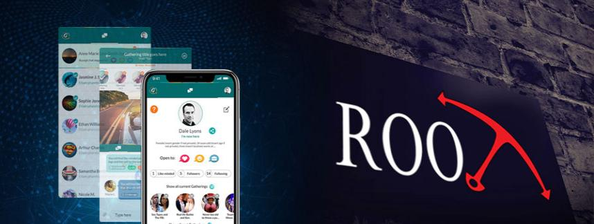 social media app development service