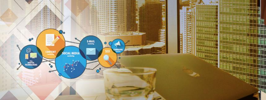 commercial real estate website design and development solutions
