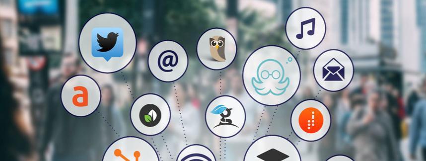 Social Media management app development for Small Business