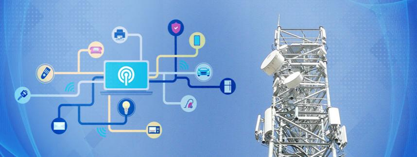 IoT application development for telecom industry