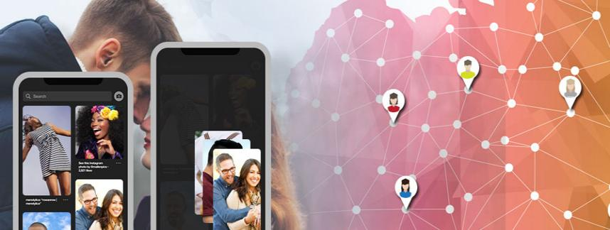 Location-Based Social Search Mobile App Like Tinder