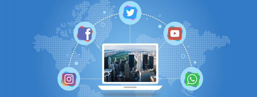 Social Media Application Solutions for Enterprises