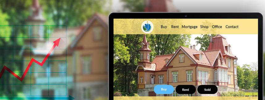 How can I increase sale of my property with real estate website