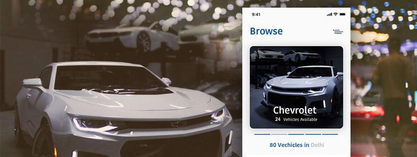 Automotive app