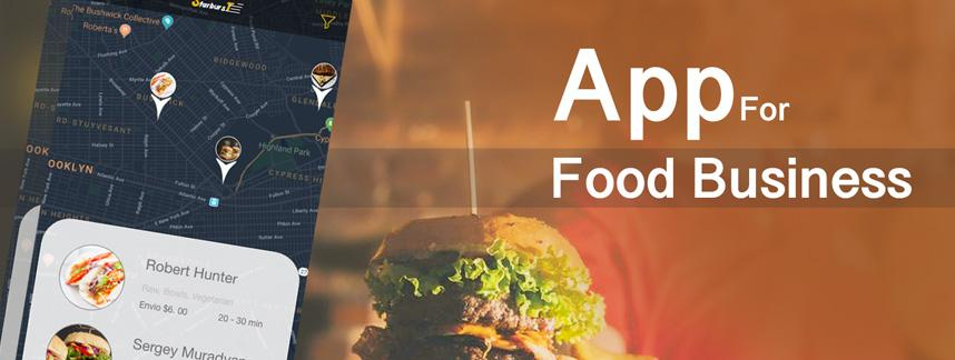Food Delivery Website Development