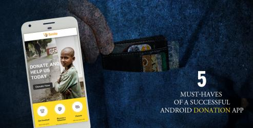 android app development for nonprofits
