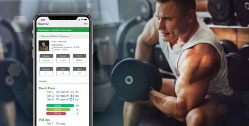 iOS App Development for Fitness Tracking