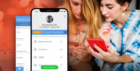 WishList Social Networking App Development for iOS Users