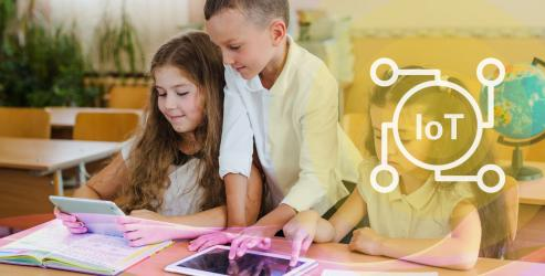 How Internet of Things Transforms Education Sector