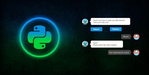 Chatbot Development using Python