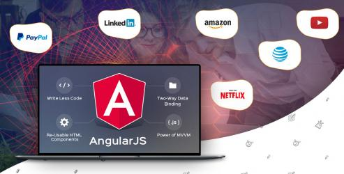 angular js web development company