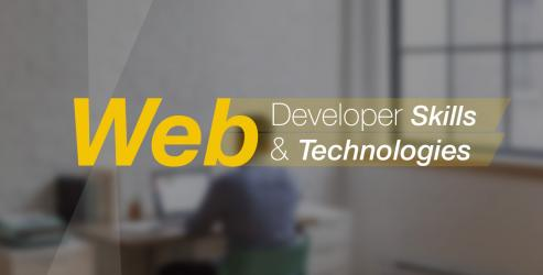 Known Crucial Web Developer Skills and Technologies by Root Info Solutions