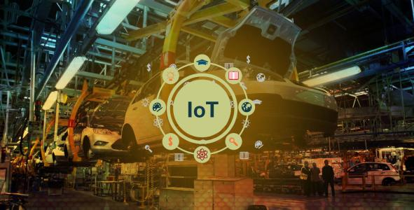 IoT Application Development for Automotive Industry
