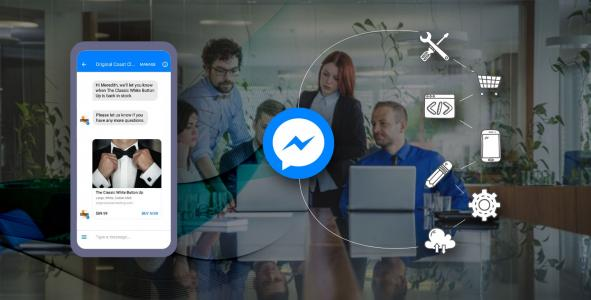 Facebook Messenger Facebook Messenger Chatbot Development and Integration Solutions Solutions