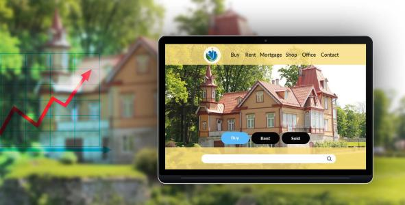 Increase Your Property Sale With Real Estate Website